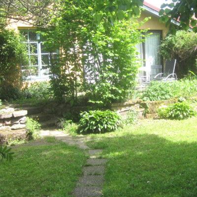 Cottage Garden Side – Organic estate Klur