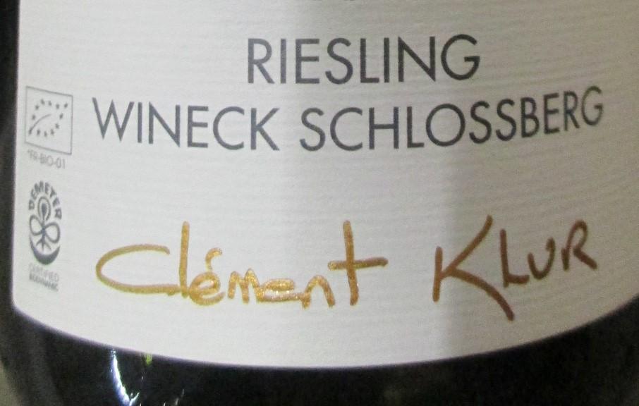 Les vins de collection