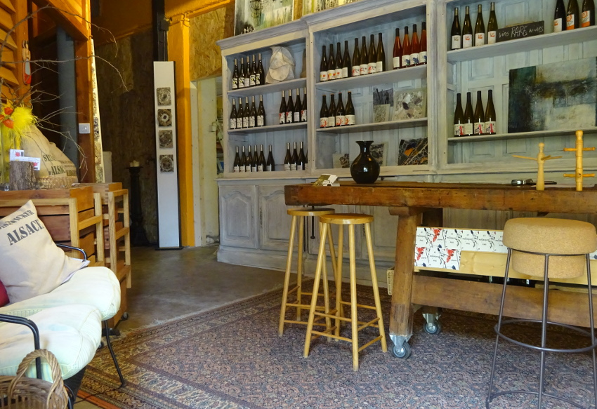 Hofladen, Klur Weine einkaufen